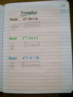 53 best polynomials images on pinterest teaching math math math love algebra 1 inb pages polynomials and factoring fandeluxe Choice Image
