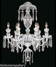 Waterford Crystal Avoca 6 Arm Chandelier