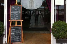 Le Gabriel côté bistrot - Place de la bourse, Bordeaux