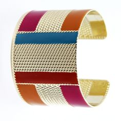 SALE!!!⬇Reduced from $28 to $18 Cuff  Bracelet Multi color cuff bracelet Jewelry Bracelets