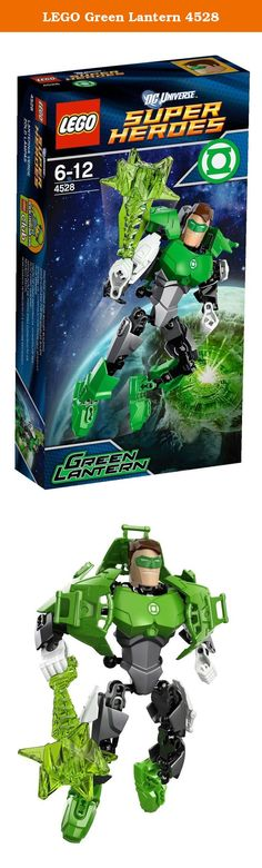 LEGO Green Lantern 4528. Target Gender: Boys Age: from 6 years old to 12 years old The main production Country: Denmark LEGO and the LEGO logo are trademarks of the LEGO Group. (C) 2012 The LEGO Group. TM & c DC Comics. (S12) Safety standards: CE > More.