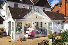 Take a look at this selection of stylish extension projects all built within a £40,000 budget