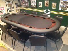 Poker Table Plans | Green bay poker room