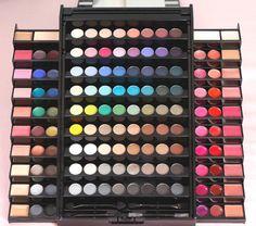 Testei | Paleta de sombras Makeup Academy Blockbuster Palette – Sephora Collection - Tudo Make – Maior blog de maquiagem, beleza e tutoriais de Curitiba.