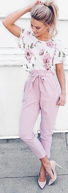 This is so cute, but I'm not sure about a tucked in shirt? might look terrible on me love the color though