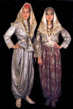 Turkish Traditional and bridalwear