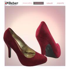Olha que lindo!!!.. Sapato Miucha confeccionado em material alternativo têxtil, palmilha em PU macia. Lindo e confortável para usar em ocasiões especias.. https://www.facebook.com/lojasbeber https://plus.google.com/u/0/108895303695321285235/posts