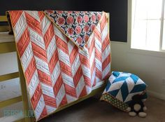 Herringbone Quilts Part Two by Persia Lou -