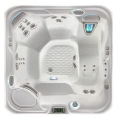 Hot Tub Buying Guide For Guide You : Hot Spring Highlife 2015 Aria Alpine White Overhead Hot Tub Buying Guide
