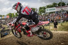 Evgeny Bobryshev in Germany Luther, Gopro, Honda, Germany, Bicycle, Racing, Motorcycle, Vehicles, Running
