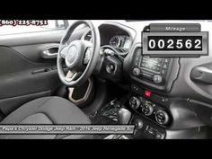 2016 Jeep Renegade New Britain CT 54289A