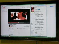 Youtube + Vagalume + Tribalistas bombando