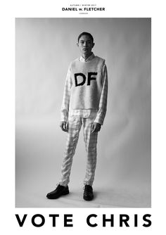 Daniel W. Fletcher Designs Clothes for Young Activists in a Post-Brexit World