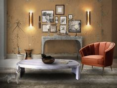 Fall Winter 2016-2017 Color Trends According To Pantone   Home Decor. Interior Design Trends. Decorating Ideas #homedecor #pantone #colortrends Read more: https://www.brabbu.com/en/inspiration-and-ideas/trends/fall-winter-2016-2017-color-trends-according-pantone