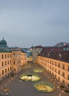 Imagem 20 de 23 da galeria de Ampliação do Museu Joanneum de Graz / Nieto…