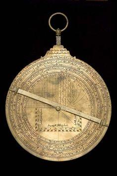 Chic Marrakech blog:- http://grantstonerrawlings.blogspot.com/2012/06/moroccan-astrolabe.html