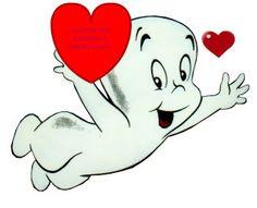 Casper The Friendly Ghost Theme.This was my favorite Saturday morning cartoon (: Childhood Tv Shows, My Childhood Memories, Sweet Memories, Famous Cartoons, Classic Cartoons, Casper The Friendly Ghost, Morning Cartoon, Hanna Barbera, Vintage Cartoon