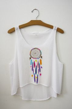dream catcher tank. give me.