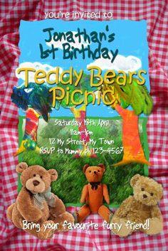 Greatfun4kids: The Teddy Bears Picnic