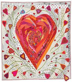 On order! Reserve yours now. Expected Mid-May. You can improve piece with this lovely pattern by Wendy Williams of Flying Fish Kits. Quilt top finishes 50 i