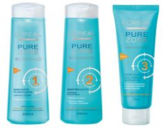 Kit Pure Zone LÓreal Anti-Acne