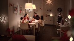 "IKEA Singapore ""Magical Moments Come to Life"" Christmas TV commercial http://www.youtube.com/watch?v=P7tcZH8dcgQ"