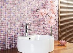 31 Awesome Multi Color Tiled Bathroom Designs