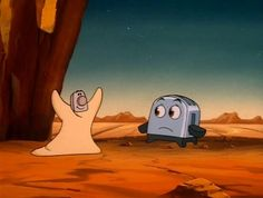 The Brave Little Toaster