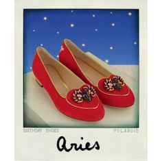 Charlotte Olympia Cosmic Collection - Aries