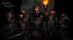 Darkest Dungeon wallpaper (Rodman Archibald 1920x1080)