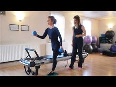 Pilates Inner Thigh and Ab Workout Pilates Workout, Pilates Reformer Exercises, Pilates Barre, Gym Workouts, Lose Thigh Fat, Lose Fat, Pilates At Home, Belly Fat Loss, Types Of Yoga