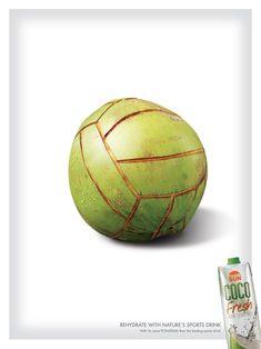Coco Fresh: Volleyball