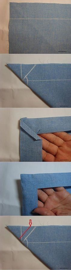 Sewing techniques costura ideas for 2019 Sewing Basics, Sewing Hacks, Sewing Tutorials, Sewing Crafts, Sewing Projects, Sewing Patterns, Techniques Couture, Sewing Techniques, Sewing Lessons