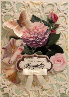 Anna Griffin -Sympathy Card