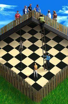 Magic shows include many diverse art forms including illusion, sleight of hand and misdirection. Escher Art, Mc Escher, 3d Street Art, Op Art, Optical Illusion Paintings, Art Fractal, Illusion Photography, Cool Optical Illusions, Illusion Art