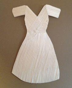 Miniatura - vestido plissado