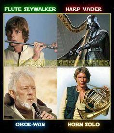 De mensen achter John Williams #starwars, #lukeskywalker, #darthvader, #hansolo, #obiwankenobi
