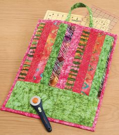 Quilted Take-Along Tote & Quilting Fabric Misc. at Joann.com