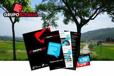 Grupo Actialia ha presentado sus servicios en Argelaguer de diseño web, diseño gráfico, imprenta, rotulación y marketing digital. Para más información www.grupoactialia.com o 972.983.614