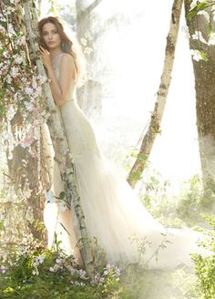 Jim Hjelm Bridal Dresses Style 8352 by JLM Couture, Inc. http://www.jlmcouture.com/Jim-Hjelm/Bridal/Fall/2013