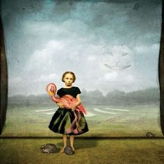 Maggie Taylor - Alice in Wonderland