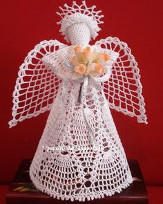 angel crochet