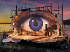 Bregenzer Festspiele ... geschichte_tosca09 ... stage design