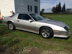 1985 Chevrolet Camaro Iroc Z28 For Sale Hotrodhotline