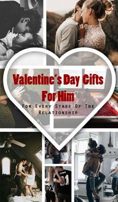 46 Cute Valentine's Day Gifts For Him - Society19
