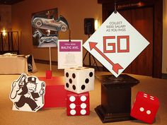Game Board Theme - Eclectic Events International, Toronto-Based Event Design and Production