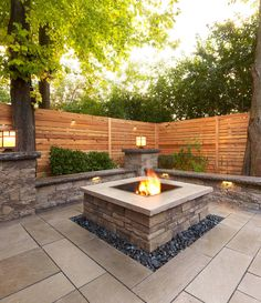 43 DIY outdoor fire pits are just what your backyard needs! awe-inspiring 43 DIY outdoor fire pits are just what your backyard needs! Diy Fire Pit, Fire Pit Backyard, Backyard Patio, Backyard Ideas, Backyard Seating, Patio Ideas, Patio Fence, Sloped Backyard, Garden Fire Pit