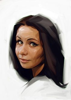 19 illustrations 20 portraits on Behance