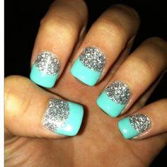 Sparkle #nails