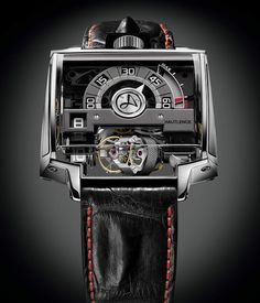 Hautlence Vortex | Time and Watches